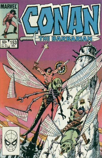 Conan the Barbarian Vol 1 153