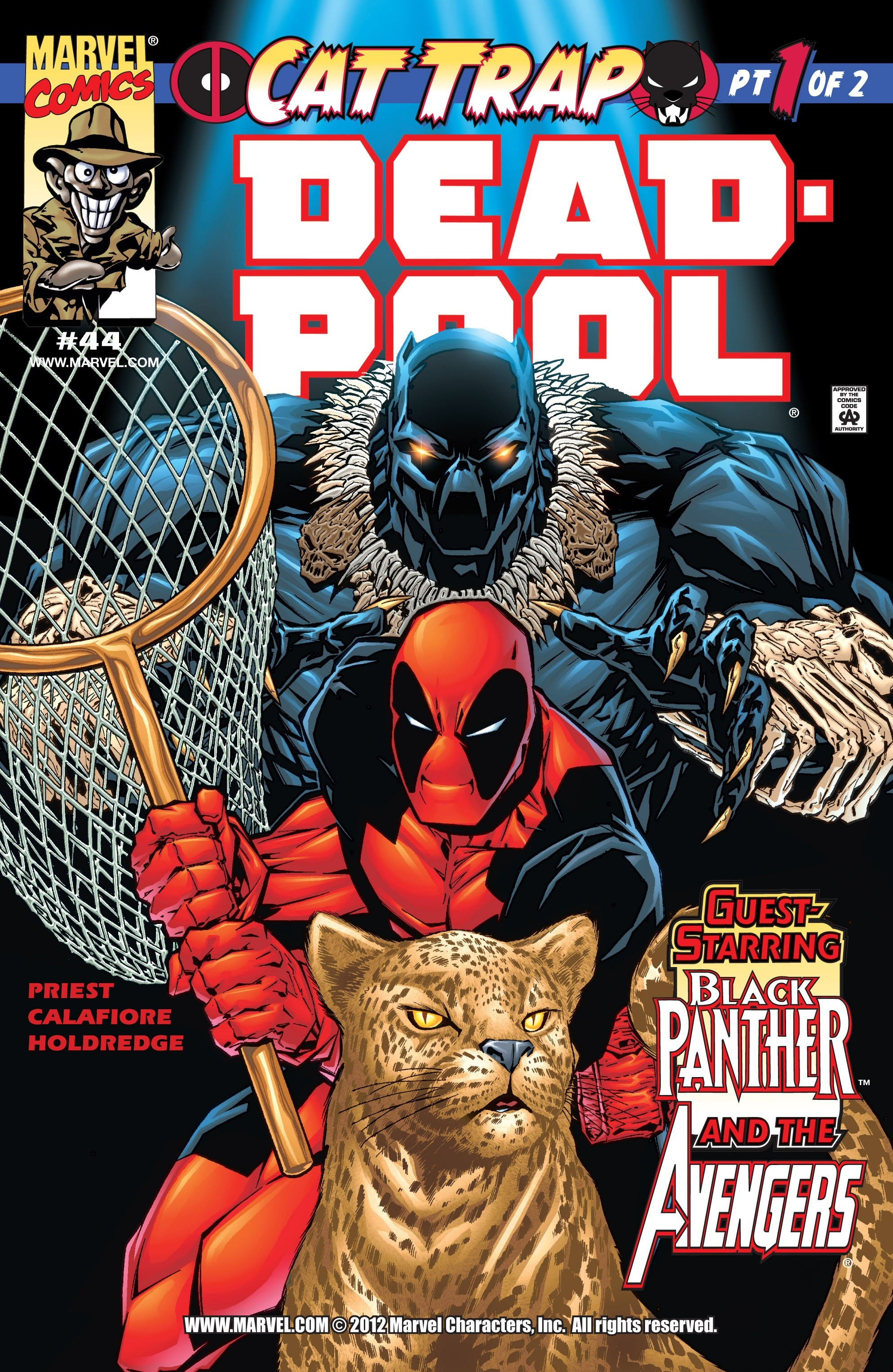 Deadpool Vol 3 44