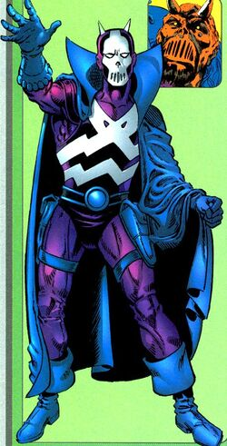 Douglas Birely (Earth-616) from New Avengers Most Wanted Files Vol 1 1 0001.jpg