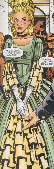 Elizabeth Shaw (Earth-616)