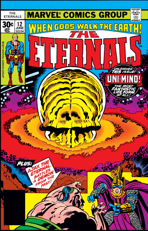 Eternals Vol 1 12