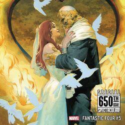 Fantastic Four Vol 6 5