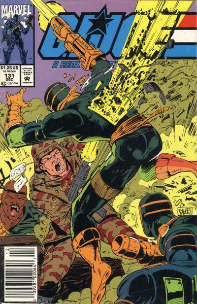 G.I. Joe: A Real American Hero Vol 1 131