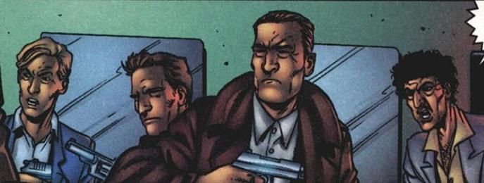Gnucci Crime Family (Earth-616)/Gallery