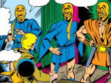 Golden Tigers (Earth-616)