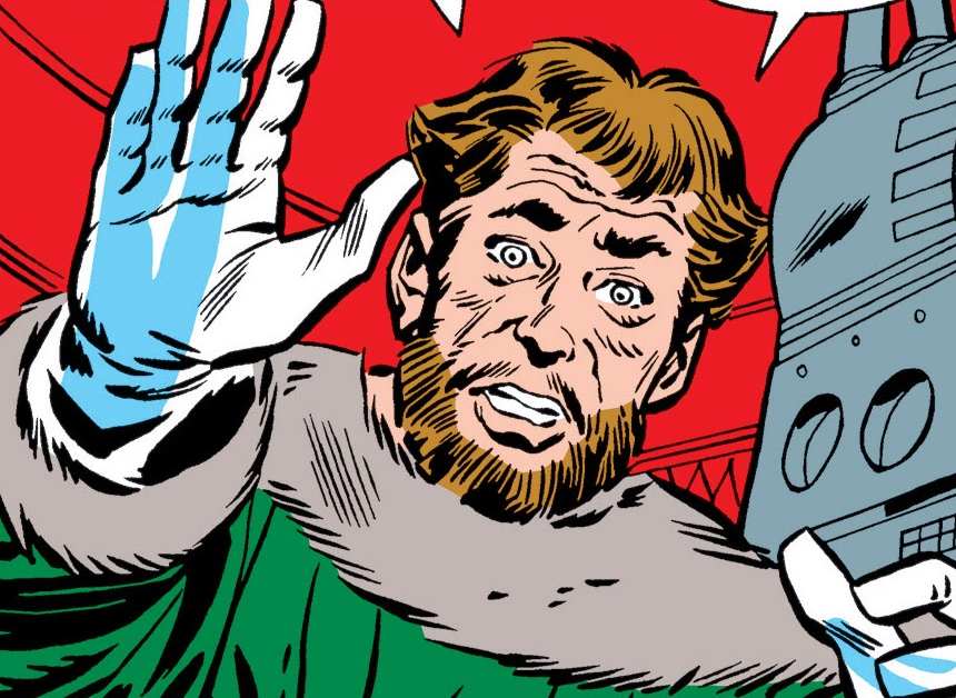 Hjarmal Svenson (Earth-616)