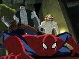 Ultimate Spider-Man (Animated Series) Season 2 22