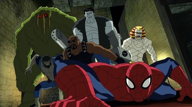 Ultimate Spider-Man (Animated Series) Season 2 22