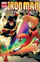 Iron Man and Power Pack Vol 1 2