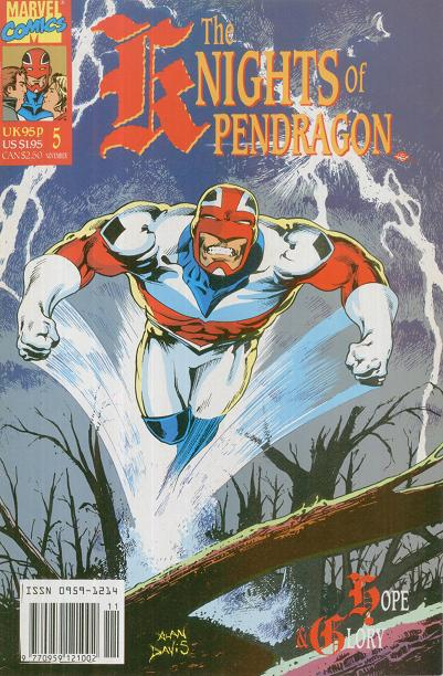 Knights of Pendragon Vol 1 5