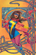 Magnificent Ms. Marvel Vol 1 3 Textless