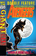 Marvel Double Feature...The Avengers Giant-Man Vol 1 379