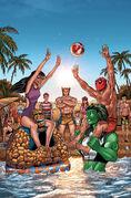 Marvel Summer Special Vol 1 1 Textless