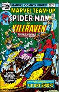 Marvel Team-Up Vol 1 45