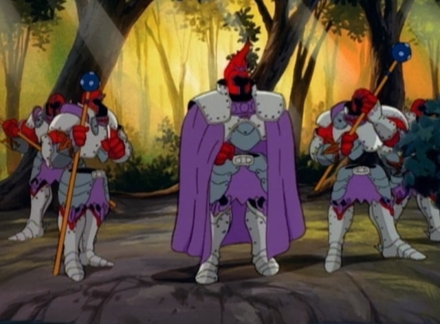 Metal Warriors (Earth-961116)