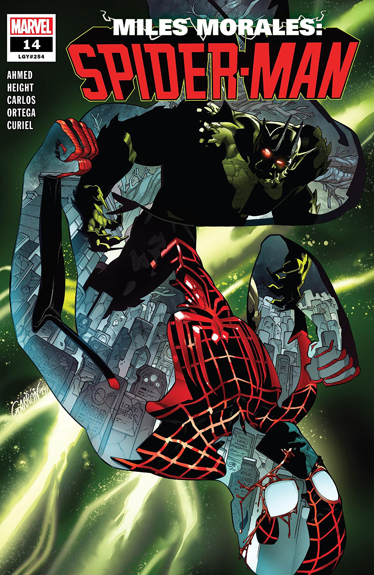 Miles Morales: Spider-Man Vol 1 14