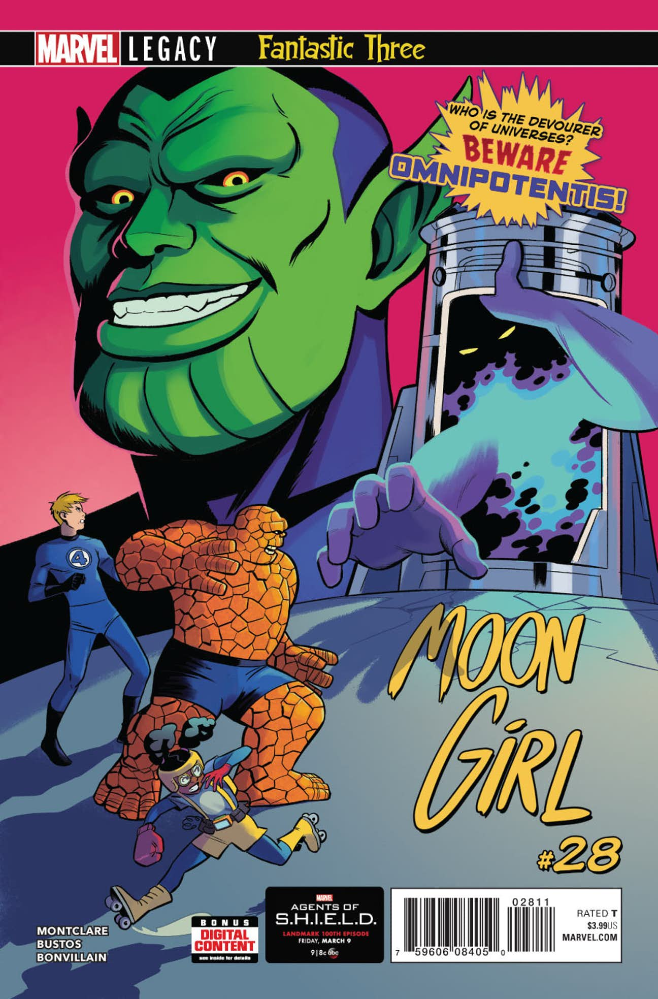 Moon Girl and Devil Dinosaur Vol 1 28