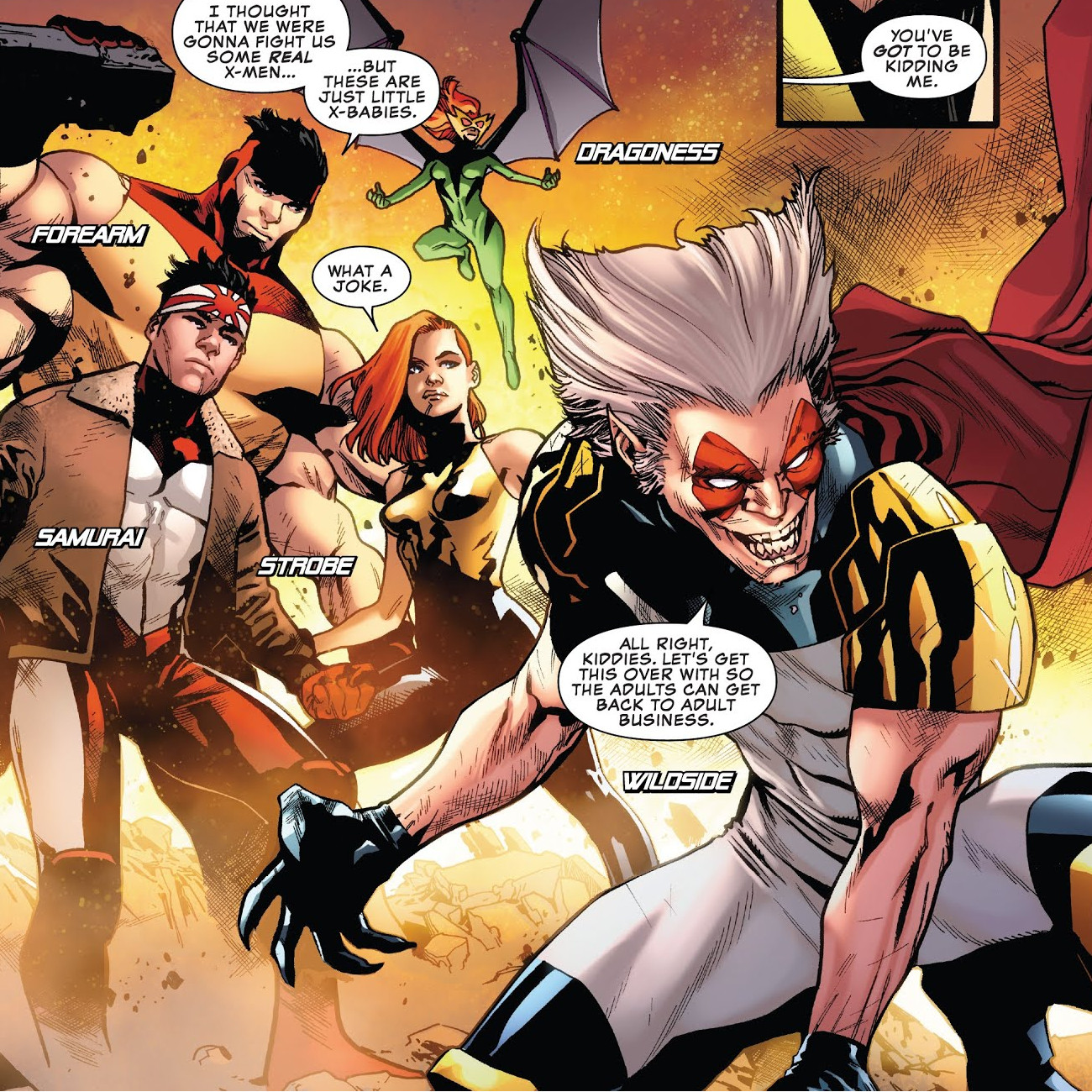 Mutant Liberation Front (Earth-616)