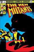 New Mutants Vol 1 3