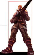 Nijo (Earth-616) from All-New Official Handbook of the Marvel Universe A to Z Vol 1 1