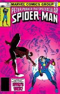 Peter Parker, The Spectacular Spider-Man Vol 1 55