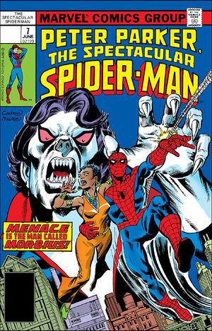 Peter Parker, The Spectacular Spider-Man Vol 1 7.jpg