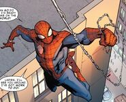 Peter Parker (Earth-616) from Amazing Spider-Man Vol 3 15 001