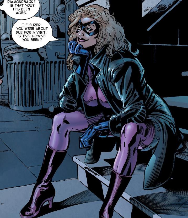 Rachel Leighton (LMD) (Earth-616)