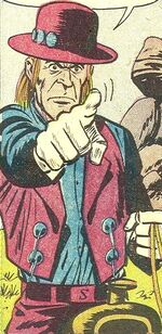 Sam Scorpio (Earth-616)