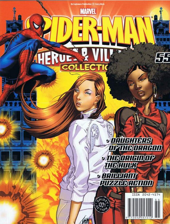 Spider-Man: Heroes & Villains Collection Vol 1 55