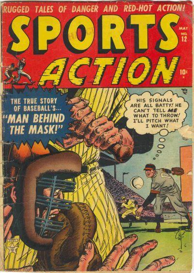 Sports Action Vol 1 12
