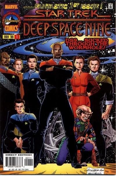 Star Trek: Deep Space Nine Vol 1 1