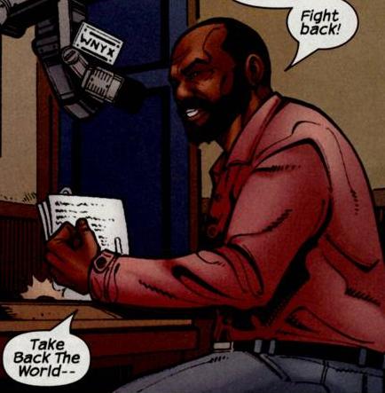Mike Alexander (Earth-616)
