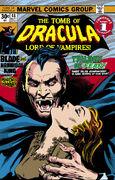 Tomb of Dracula Vol 1 48