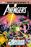 True Believers Avengers - Rocket Raccoon Vol 1 1