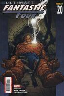 Ultimate Fantastic Four (ES) Vol 1 20