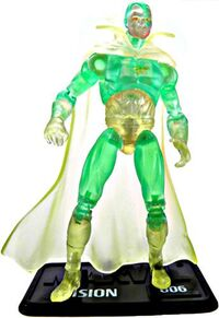 Vision (Earth-616) from Marvel Universe (Toys) Series II Wave VI 0002.jpg