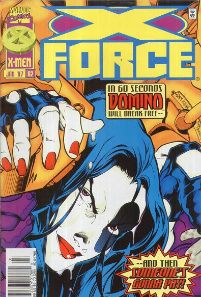 X-Force Vol 1 62
