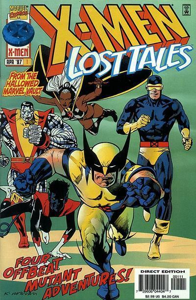 X-Men: Lost Tales Vol 1 1