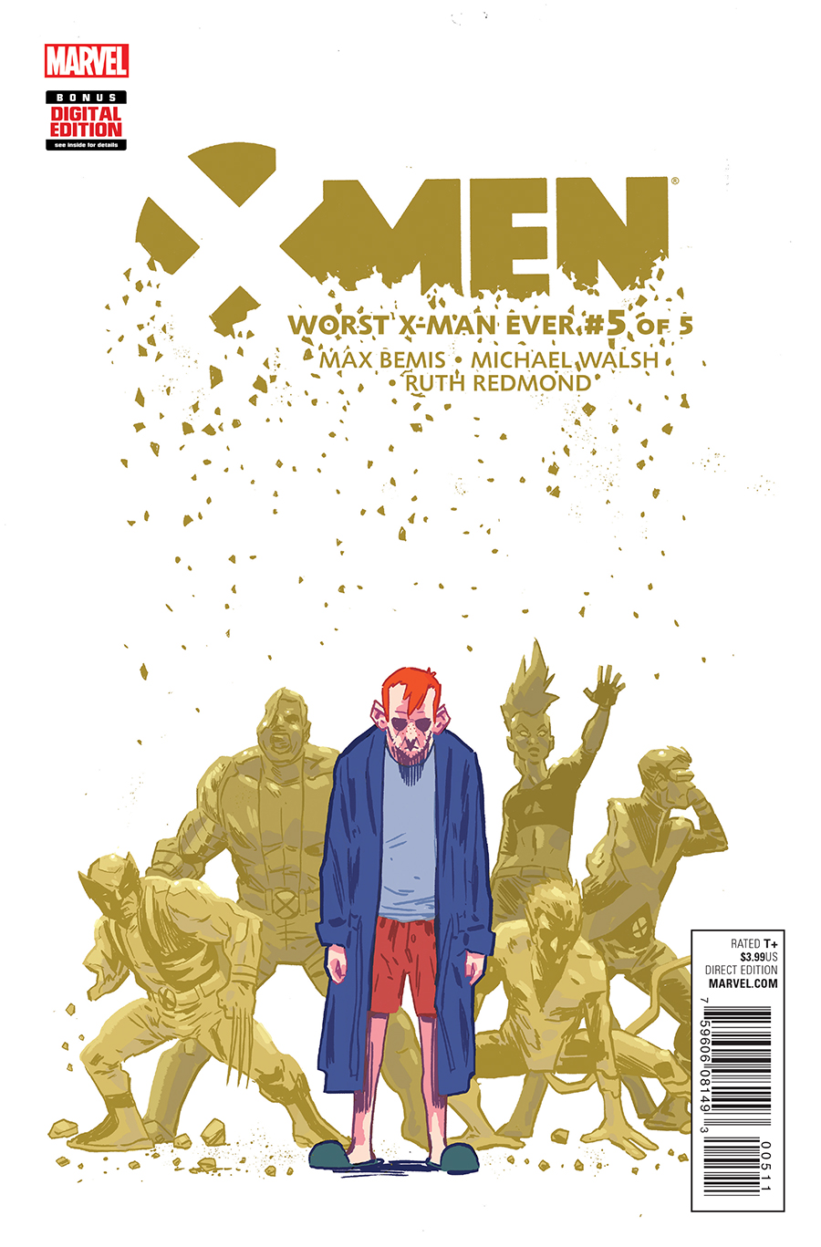 X-Men: Worst X-Man Ever Vol 1 5
