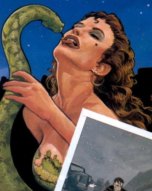 Zelda DuBois (Earth-9591)