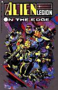 Alien Legion On the Edge Vol 1 1
