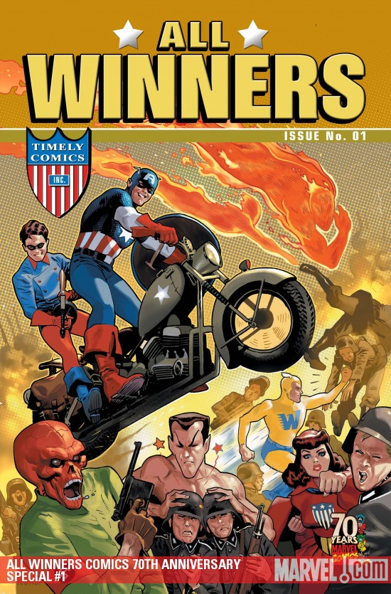 All Winners Comics 70th Anniversary Special Vol 1 1 Solicit.jpg