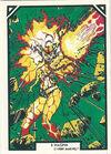 Amara Aquilla (Earth-616) from Arthur Adams Trading Card Set 0001