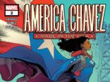America Chavez: Made in the USA Vol 1 2