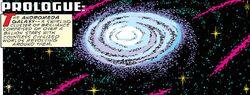 Andromeda Galaxy from Hercules, Prince of Power Full Circle Vol 1 1 001.jpg