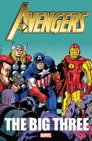 Avengers The Big Three TPB Vol 1 1