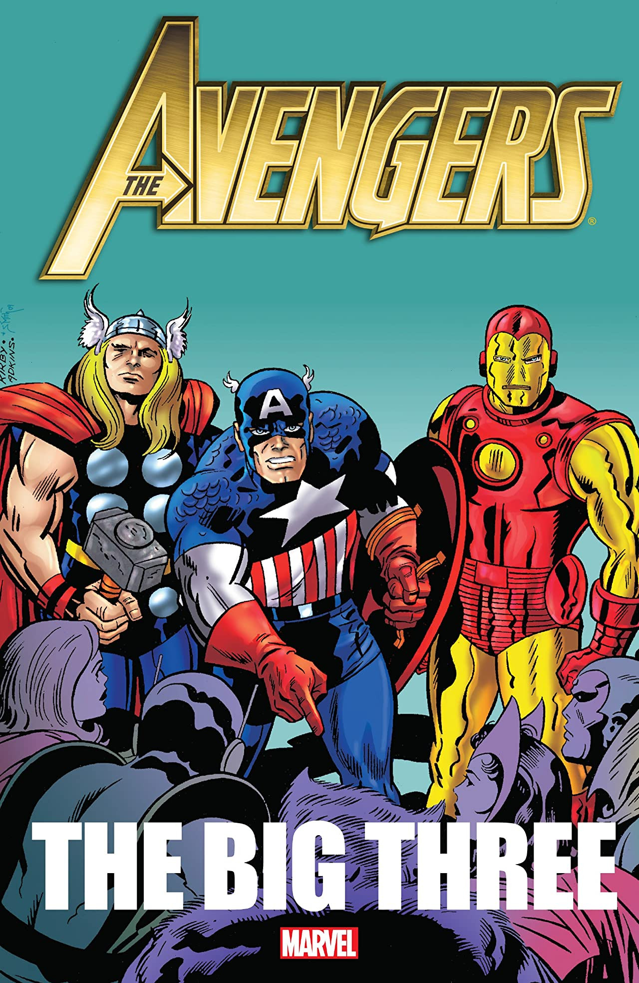Avengers: The Big Three TPB Vol 1