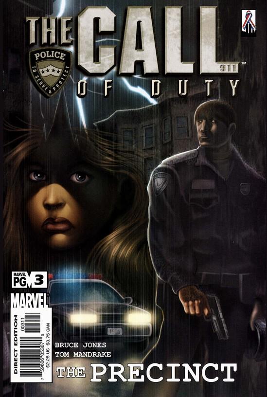 Call of Duty: The Precinct Vol 1 3