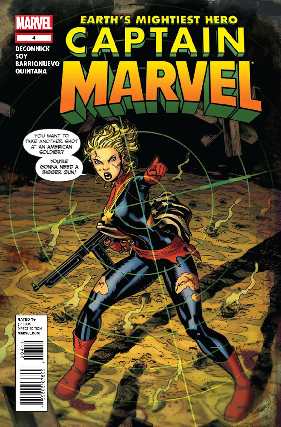 Captain Marvel Vol 7 4